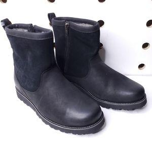 NEW Ugg Mens Hendren TL Black Boots